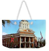 Madison's Morgan County Courthouse Weekender Tote Bag