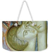 Madonna And Child Weekender Tote Bag by Alek Rapoport