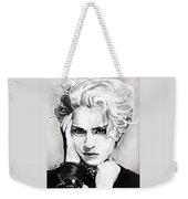 Madonna Weekender Tote Bag