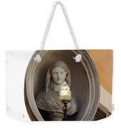 Madonna Watches Weekender Tote Bag