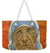 Madre Teresa Di Calcutta Weekender Tote Bag