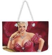 Mae West Weekender Tote Bag