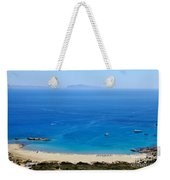Maganari Beach Weekender Tote Bag
