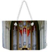 Magdeburg Cathedral Organ Weekender Tote Bag