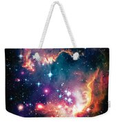 Magellanic Cloud 1 Weekender Tote Bag by Jennifer Rondinelli Reilly - Fine Art Photography