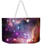 Magellanic Cloud 3 Weekender Tote Bag by Jennifer Rondinelli Reilly - Fine Art Photography