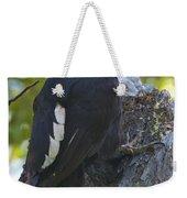 Magellanic Woodpecker Weekender Tote Bag