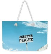 Maggie's Daycare Weekender Tote Bag
