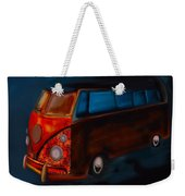 Magic Bus Weekender Tote Bag