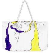 Magic Dancing Weekender Tote Bag