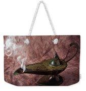 Magic Lamp Weekender Tote Bag