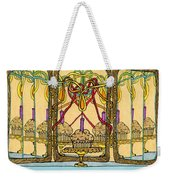 Magic Mirror - Cake  Weekender Tote Bag