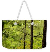Magic Of The Golden Forest Weekender Tote Bag