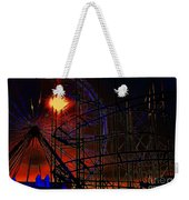 Magic Of The Midway Weekender Tote Bag