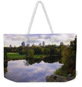 Magical 1 - Central Park - New York Weekender Tote Bag