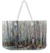 Magical Bayou Weekender Tote Bag by Carol Groenen