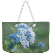 Magical Blues Weekender Tote Bag
