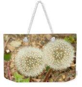 Magical Dandelion Weekender Tote Bag