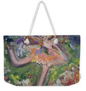Magical Maggie The Fairy Weekender Tote Bag