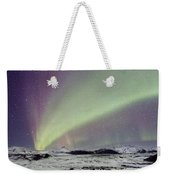 Magical Night Weekender Tote Bag by Evelina Kremsdorf
