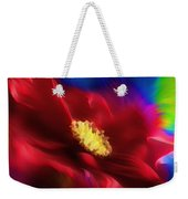 Magical Rose Weekender Tote Bag