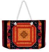 Magical Rune Mandala Weekender Tote Bag