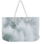 Magical Snow Palace Weekender Tote Bag