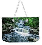 Magical Waterfall Stream Weekender Tote Bag