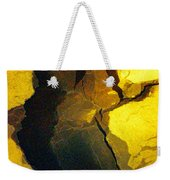 Magical Yellow 6 Weekender Tote Bag