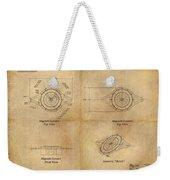 Magneto System Blueprint Weekender Tote Bag