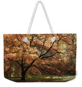 Magnificent Autumn Weekender Tote Bag by Anne Gilbert
