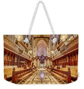 Magnificent Cathedral Iv Weekender Tote Bag