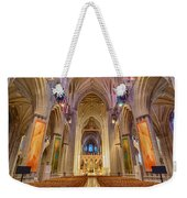Magnificent Cathedral V Weekender Tote Bag