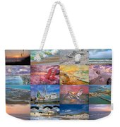 Magnificent Coastal North Carolina Weekender Tote Bag