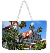 Magnificent Hotel Del Weekender Tote Bag