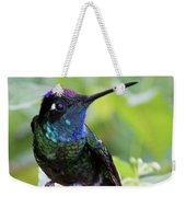 Magnificent Hummingibrd Male Weekender Tote Bag