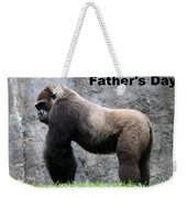Magnificent Male Weekender Tote Bag