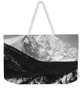 Magnificent Mountain Weekender Tote Bag