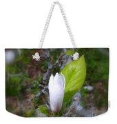 Magnolia Bloom Weekender Tote Bag