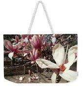 Magnolia Branches Weekender Tote Bag