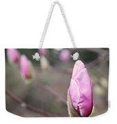 Magnolia Buds Weekender Tote Bag