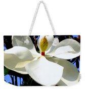 Magnolia Carousel Weekender Tote Bag