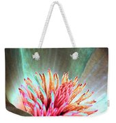 Magnolia Flower - Photopower 1843 Weekender Tote Bag