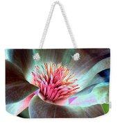 Magnolia Flower - Photopower 1844 Weekender Tote Bag