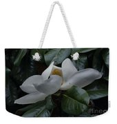 Magnolia In Full Bloom Weekender Tote Bag