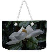 Magnolia In Full Bloom Weekender Tote Bag