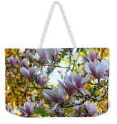Magnolia Maidens In A Border Weekender Tote Bag