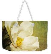 Magnolia Morning Weekender Tote Bag