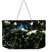 Magnolia Setting Weekender Tote Bag
