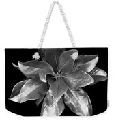 Magnolia Tree Leaves Weekender Tote Bag